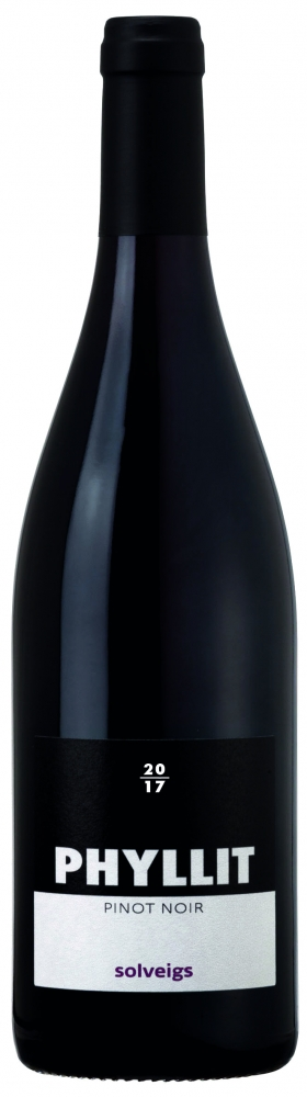 2017 solveigs PHYLLIT Pinot Noir